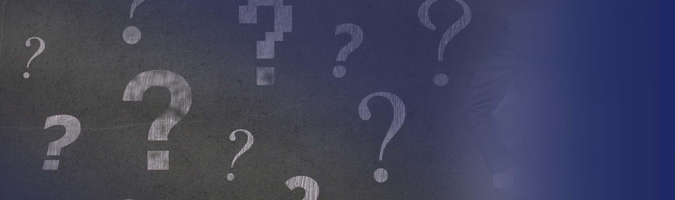 Onze veelgestelde vragen