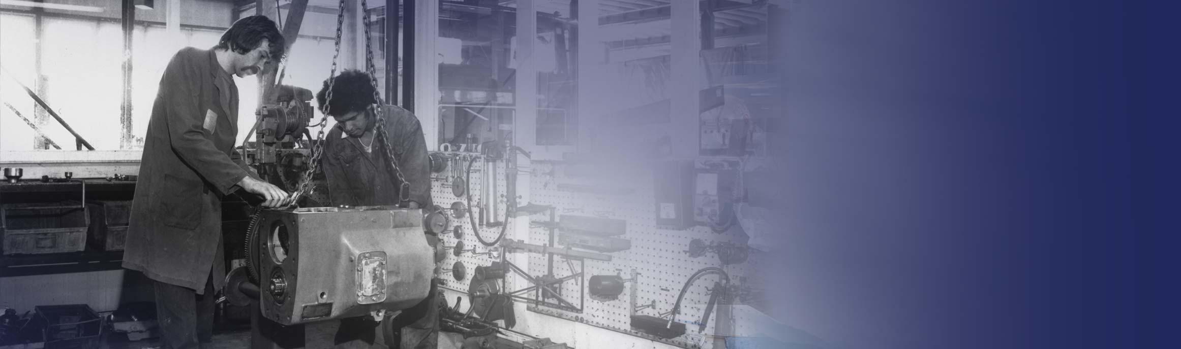 De geschiedenis van BAS Truck Center