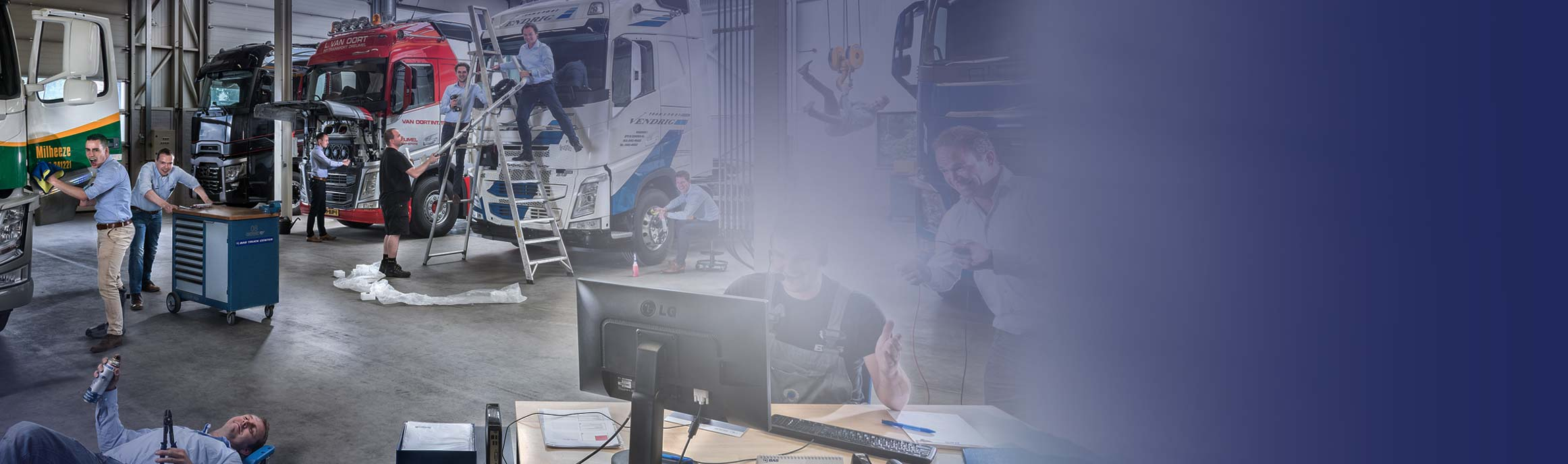 Global Truck Concept collega's