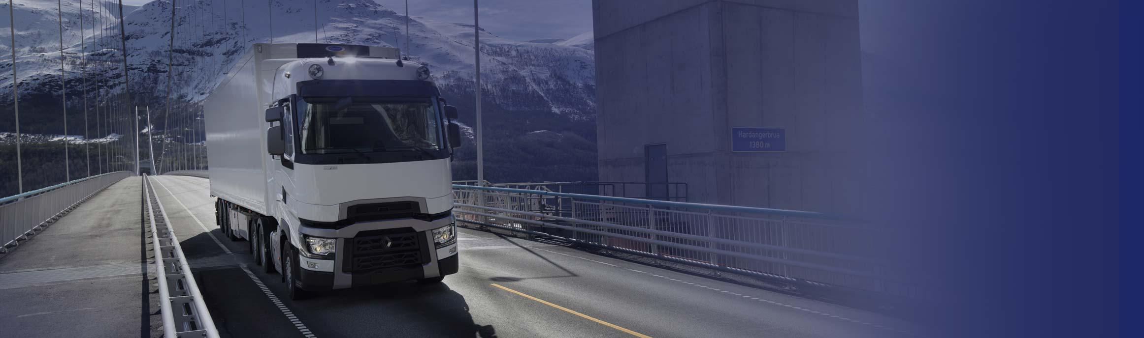 Nieuwe Renault trucks bij BAS Truck Center