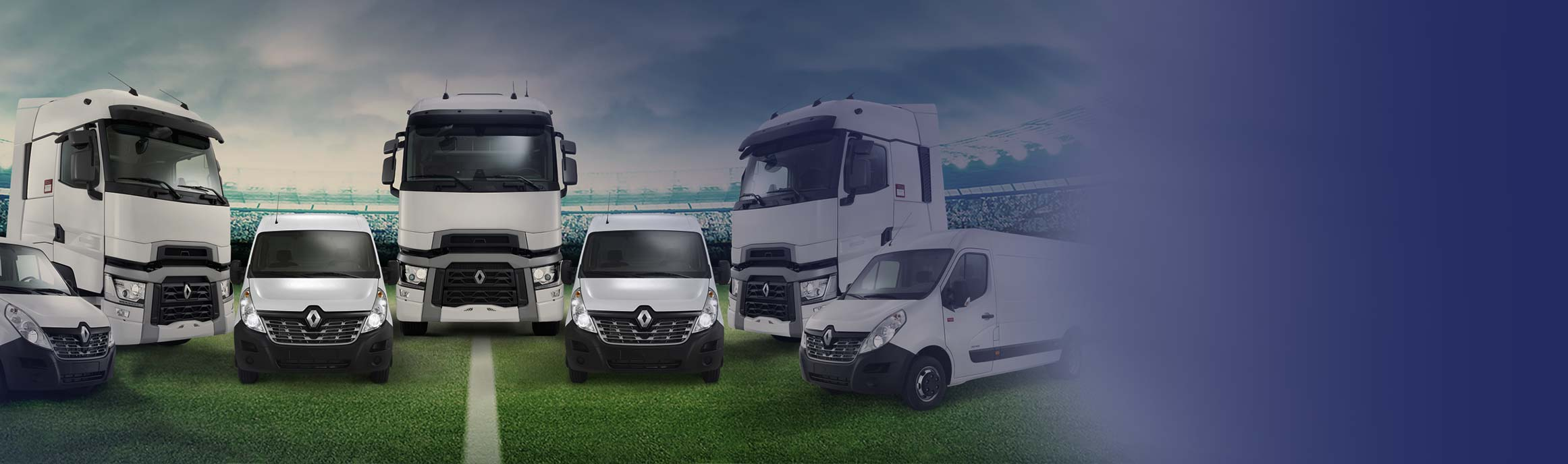 Product range Renault Trucks