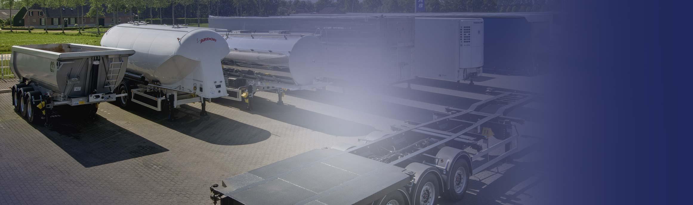 BAS Truck Center Trailers