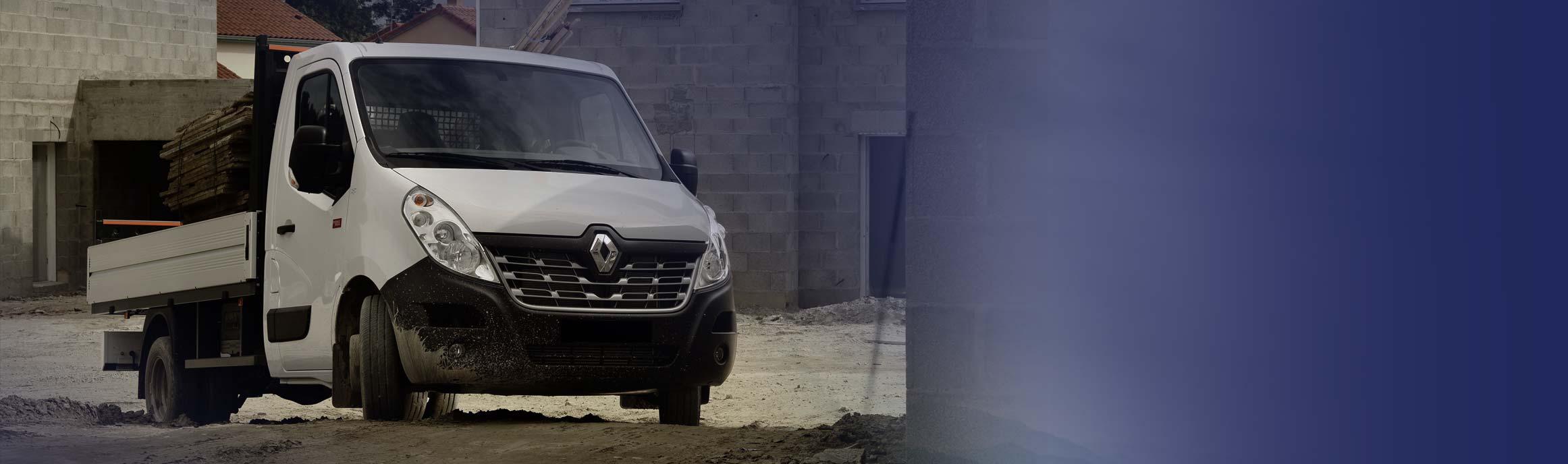 Renault Master Chassis bij BAS Truck Center