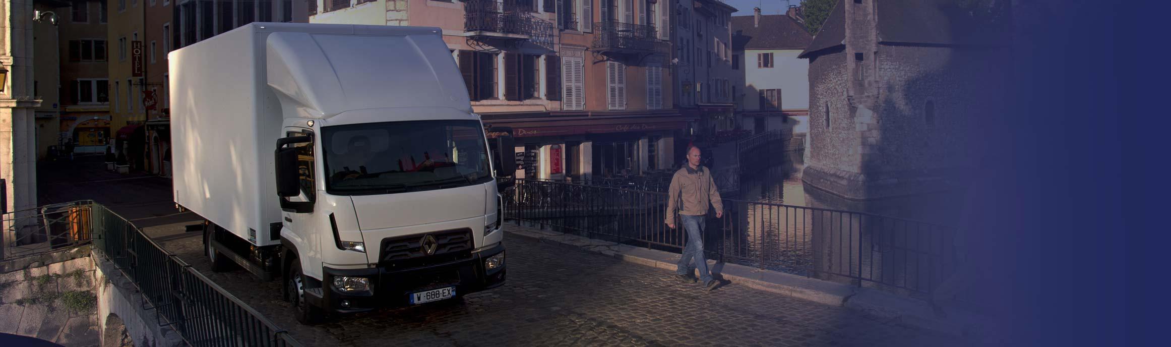 Renault D Trucks bij BAS Truck Center