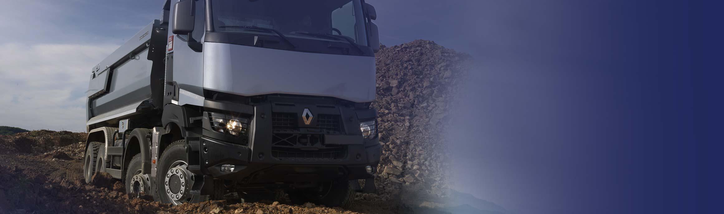 Renault K Trucks bij BAS Truck Center