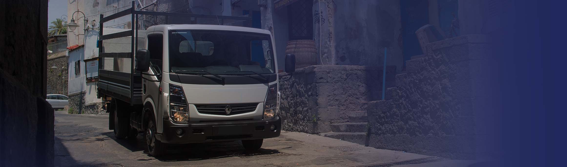 Renault Maxity bij BAS Truck Center