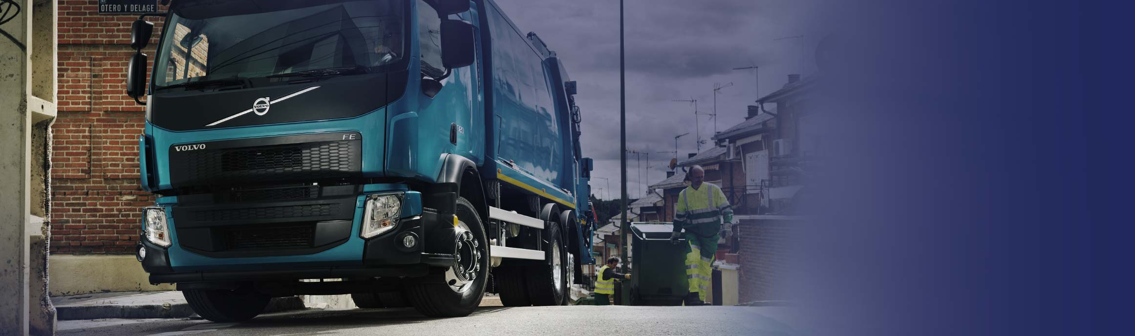 Volvo FE Trucks bij BAS Truck Center