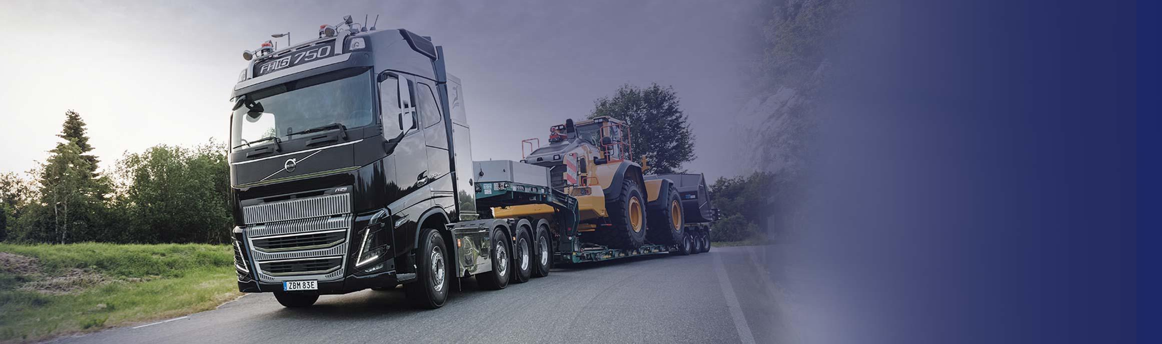 Volvo FH16 bj BAS Truck Center