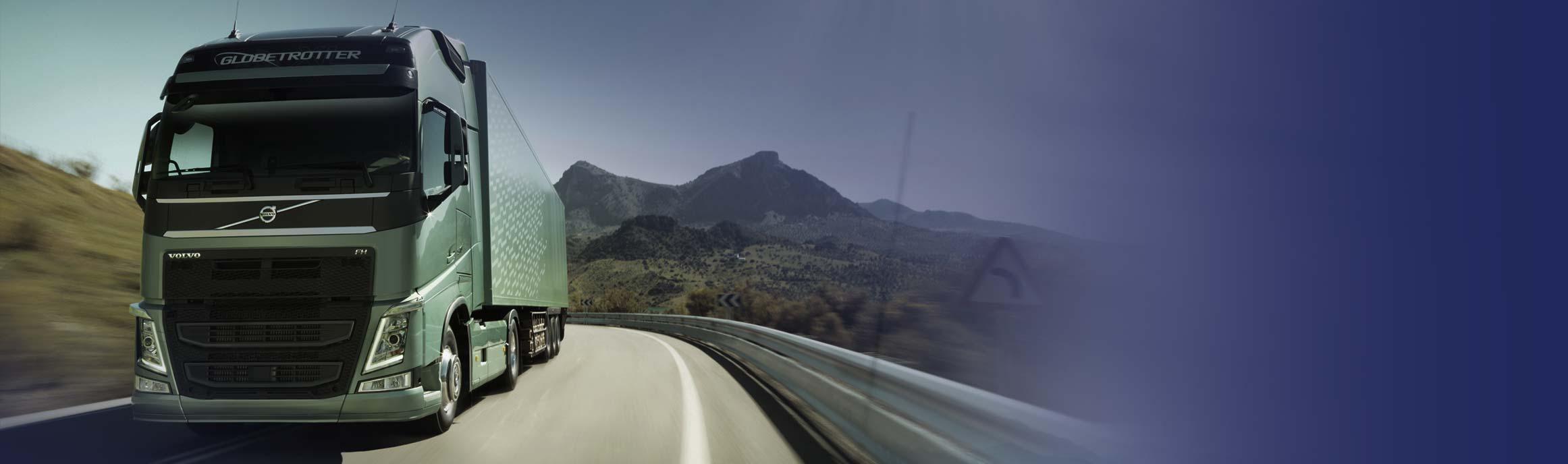 Volvo FH Trucks bij BAS Truck Center