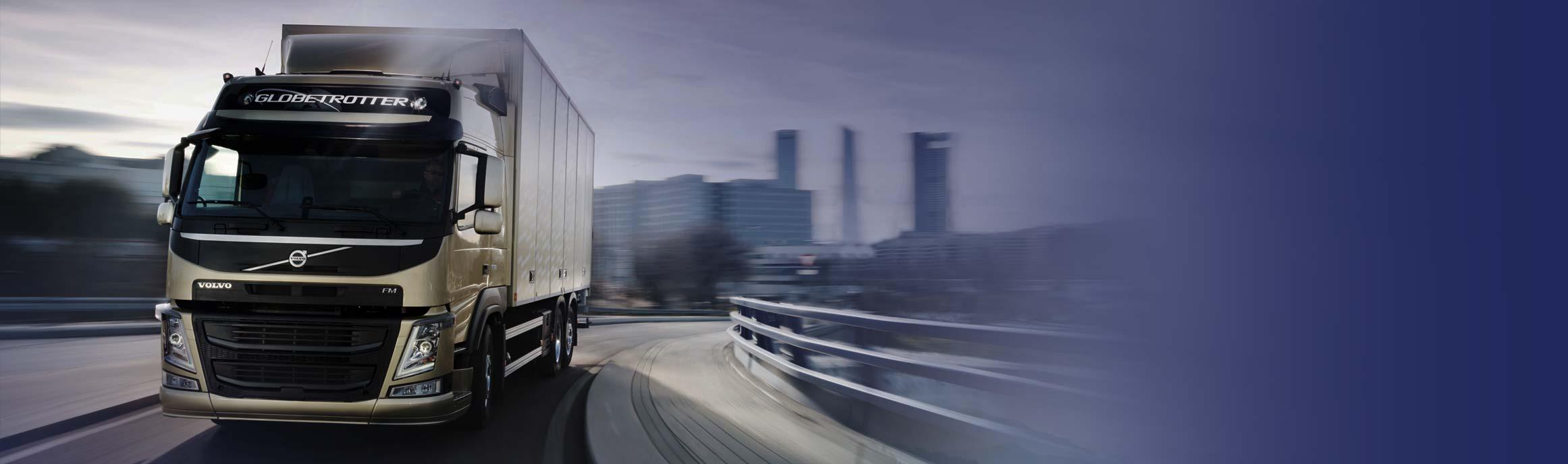 Volvo FM Trucks bij BAS Truck Center