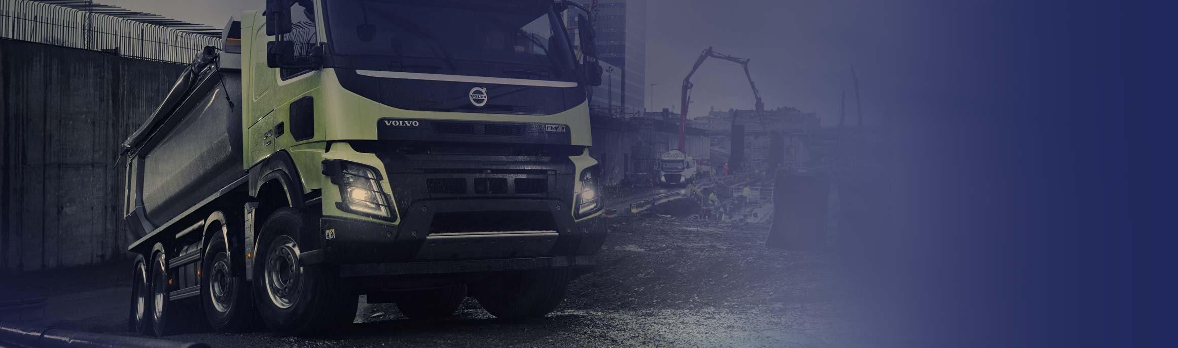 Volvo FMX Trucks bij BAS Truck Center