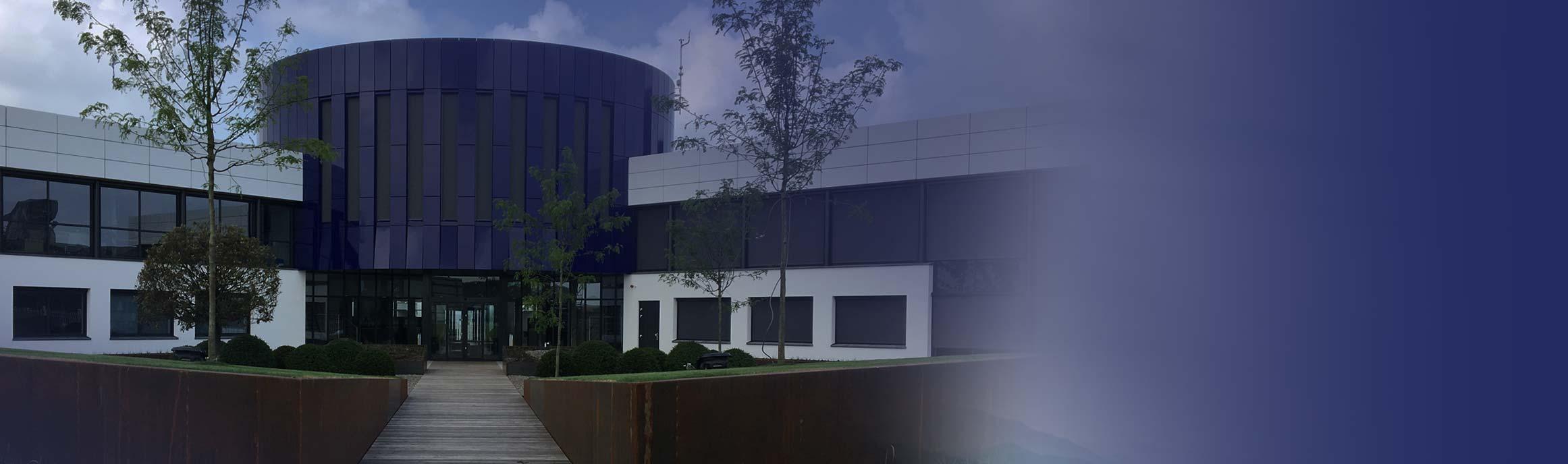 BAS Truck Center hoofdkantoor Veghel