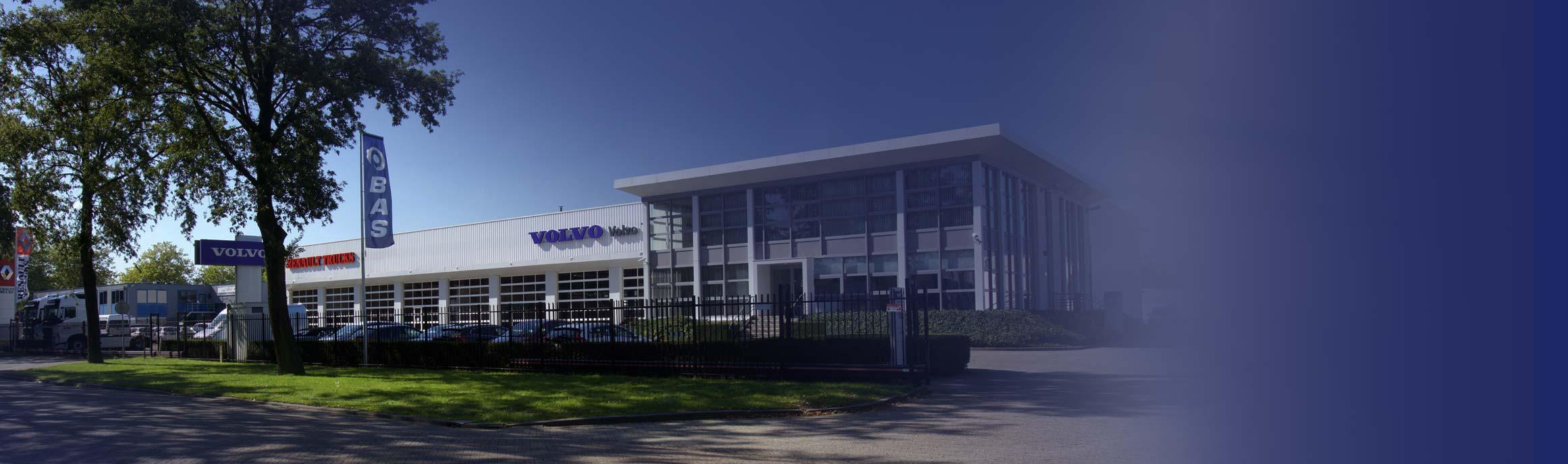 BAS Truck Center vestiging Tilburg