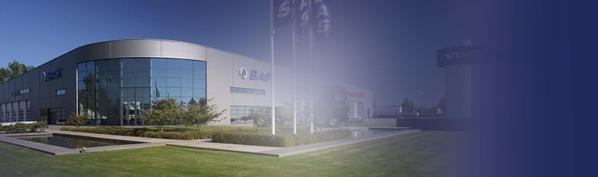 BAS Truck Center vestiging Veghel