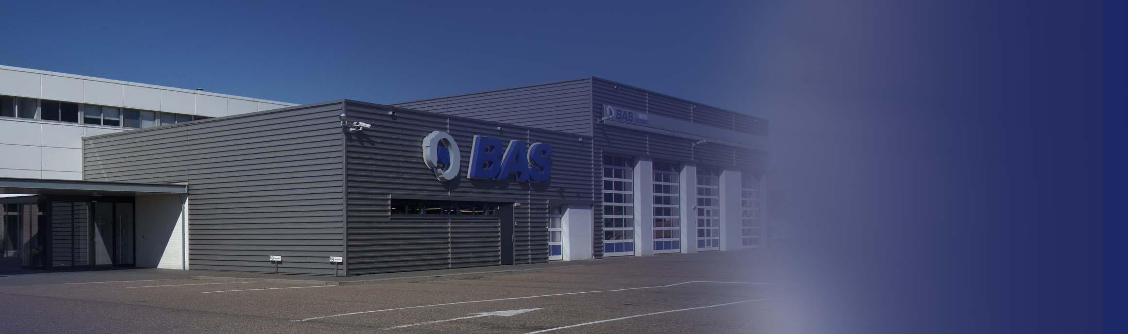 BAS Truck Center vestiging Veldhoven
