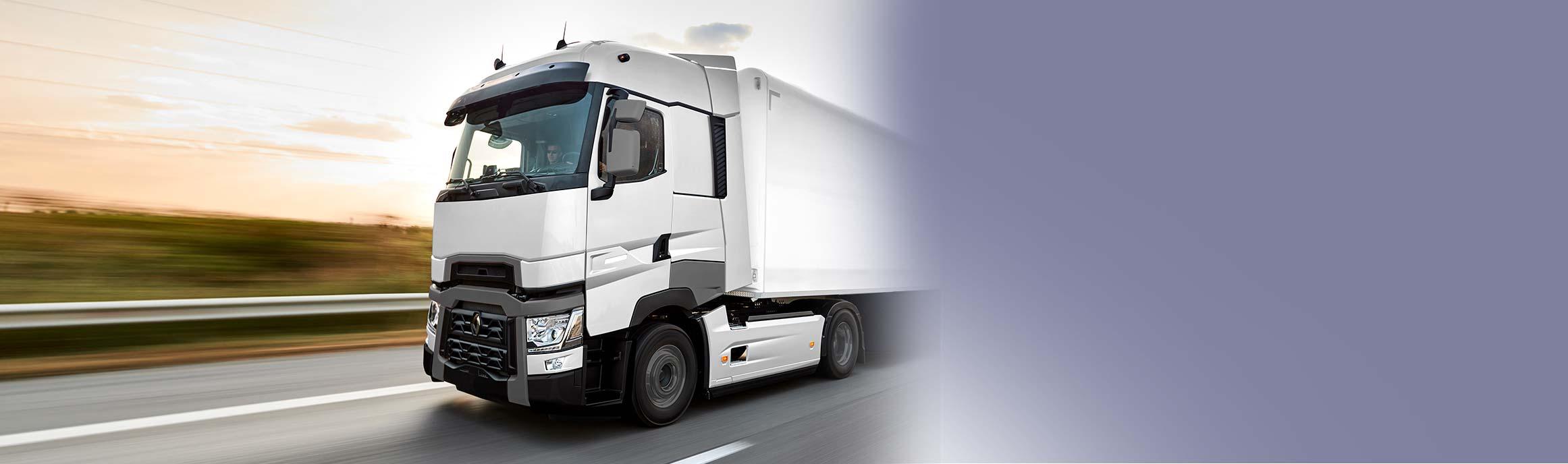 Zeer complete Renault T HS 480 4x2T