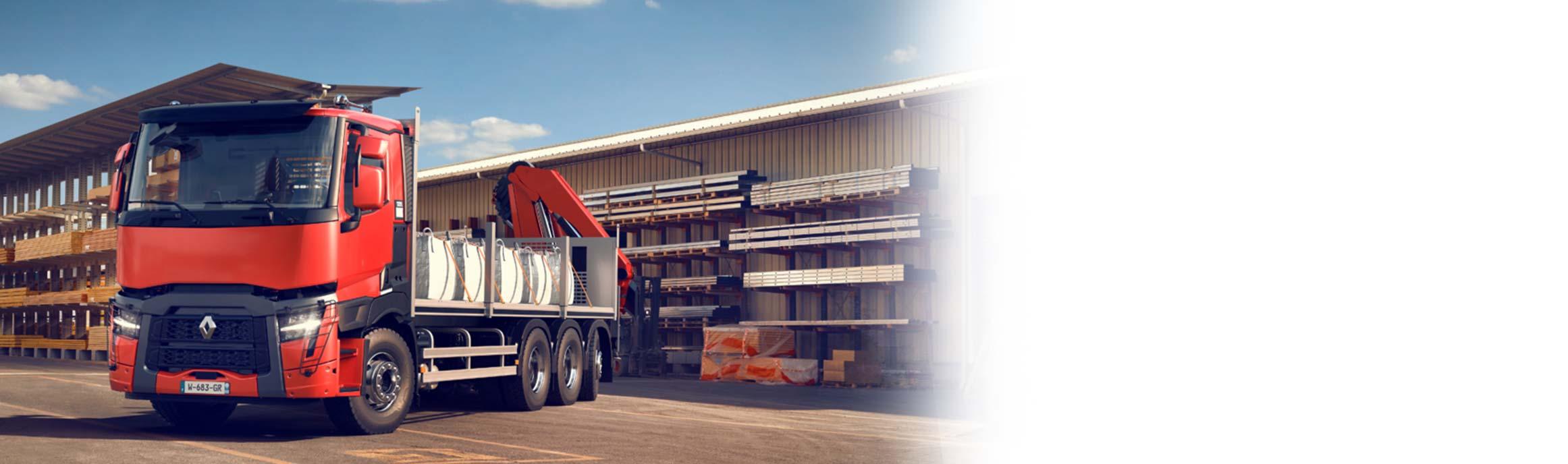 Renault C Trucks bij BAS Truck Center