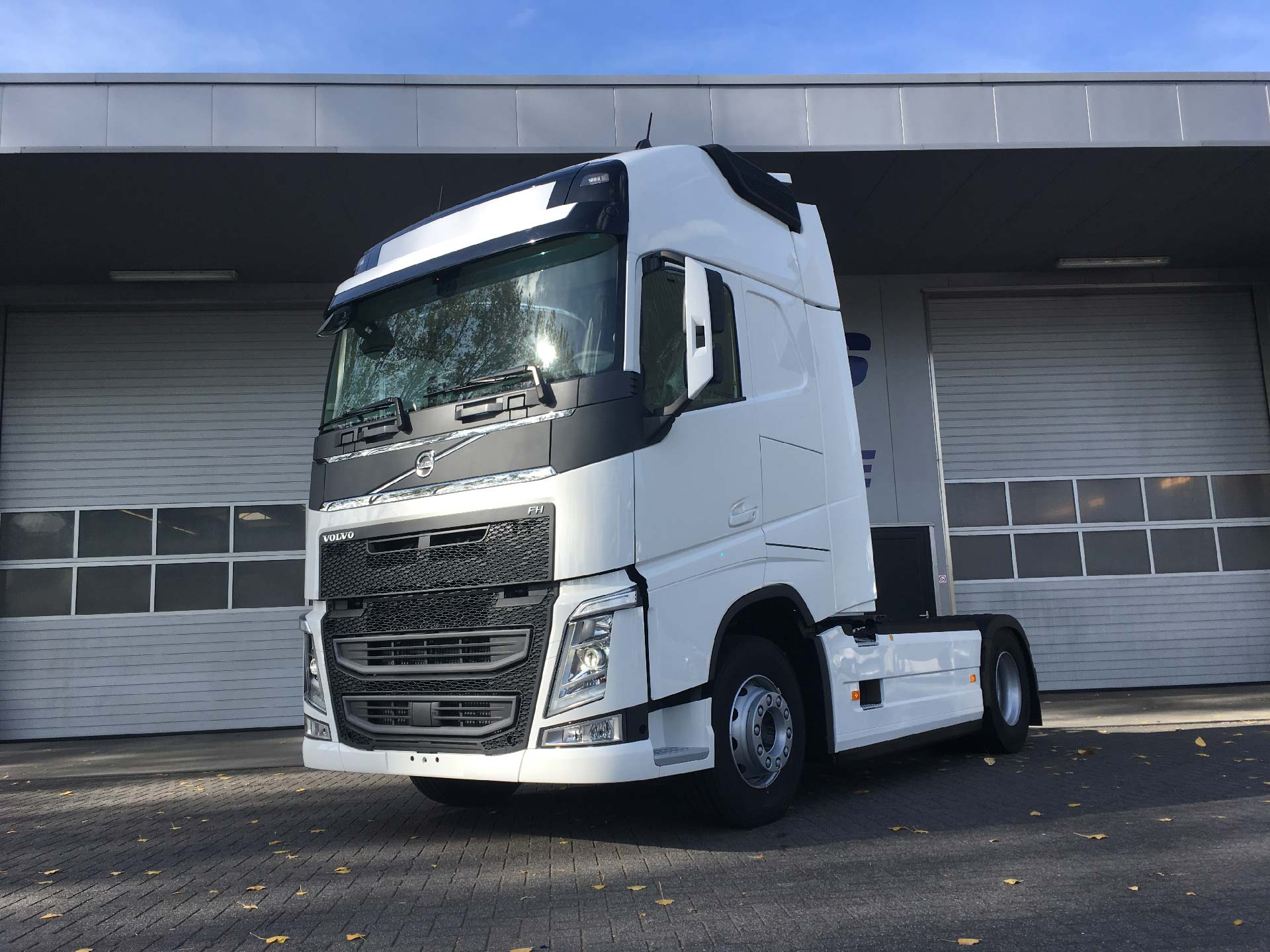 volvo fh type 2 safety