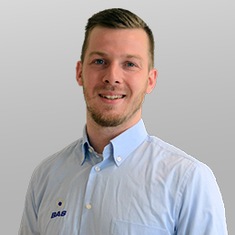 contact met Tom Roelofs, Service Coördinator bij BAS Truck Center