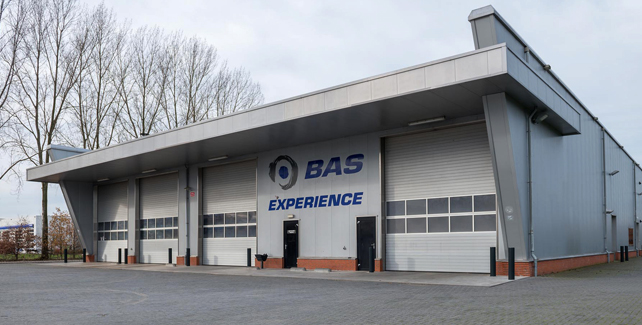 BAS Truck Center Aflevercentrum